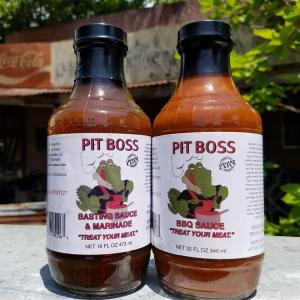 Cajun Sauces BBQ and Basting