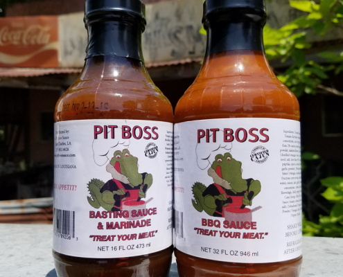 Cajun Sauces BBQ and Basting
