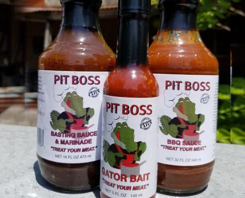 Gator Bait Hot Sauce