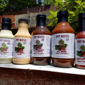 Pitt Boss Cajun Sauce