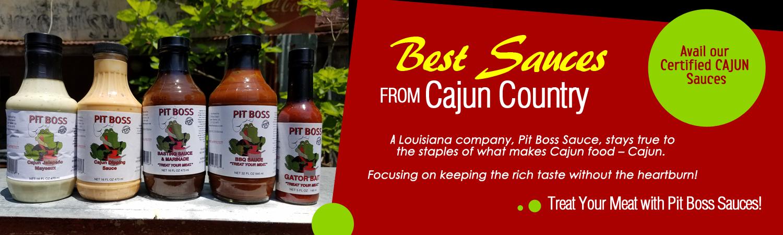 best sauces cajun