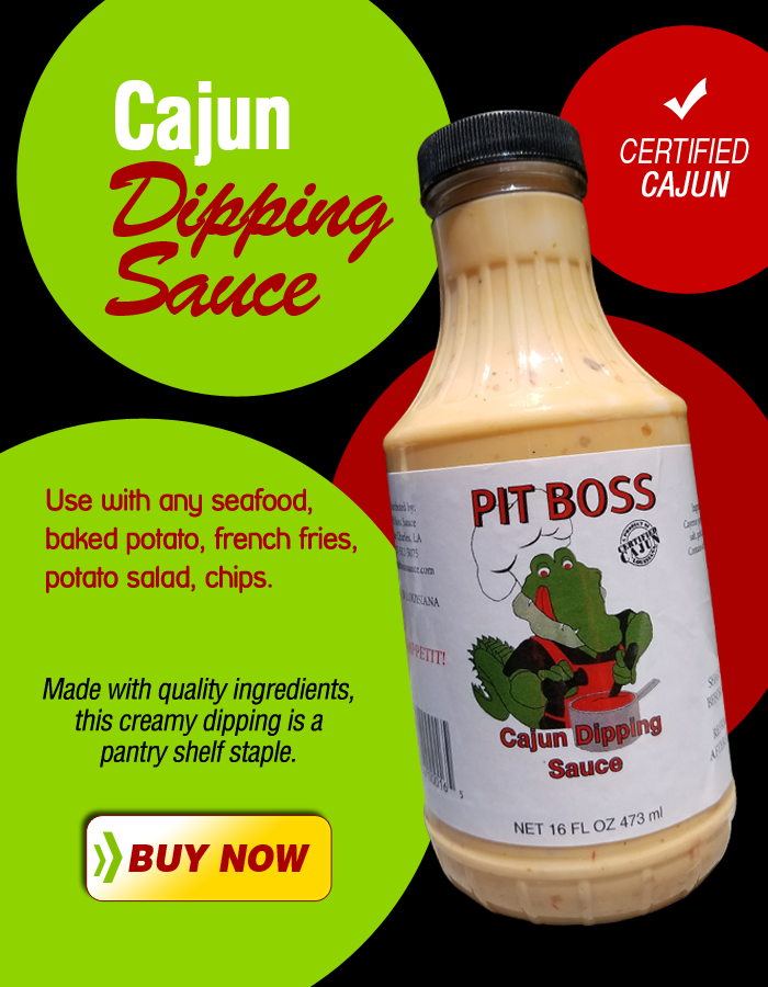 Cajun Dipping Sauce - Treat Your Meat