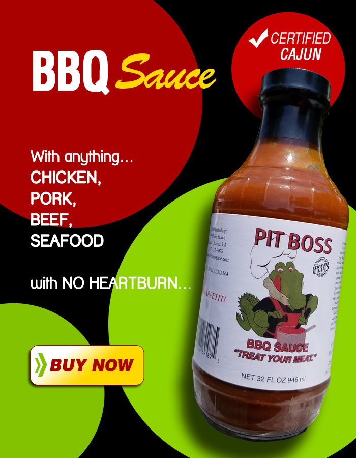 BBQ Sauce - Treat Your Meat