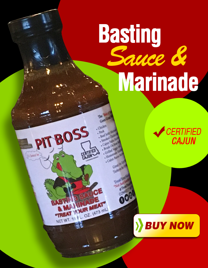 Basting Sauce and Marinade - Treat Your Meat